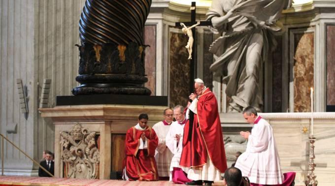 viernes santo Francisco