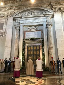 Carta Apostólica del Papa Francisco en la finalización del Año Jubilar de la Misericordia.