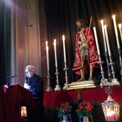 Transcripción de la I Conferencia Cuaresmal de la Cátedra Gonzalez Francés.