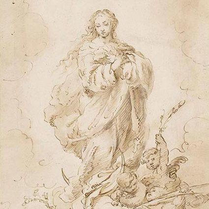 El Dogma de la Inmaculada Concepción de María.