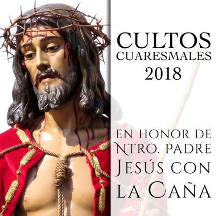 Cultos Cuaresmales 2018.