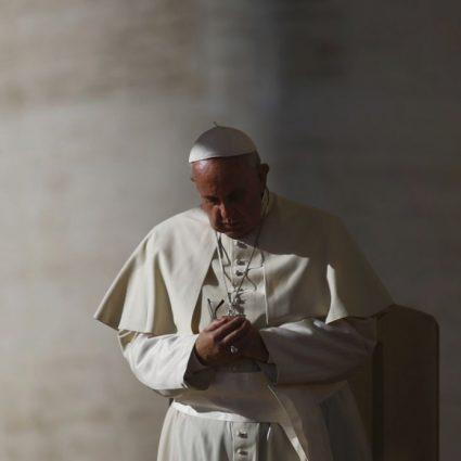 """Catequesis del Papa de este miércoles 14 de Marzo: """"Recemos al Padre como rezaba Jesús""""."""