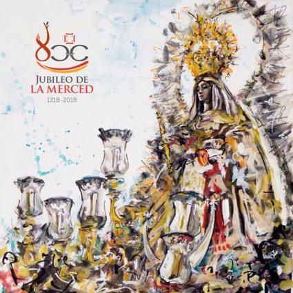 N.H.D. Pedro Romero Sequí cartelista de la Merced de Huelva.