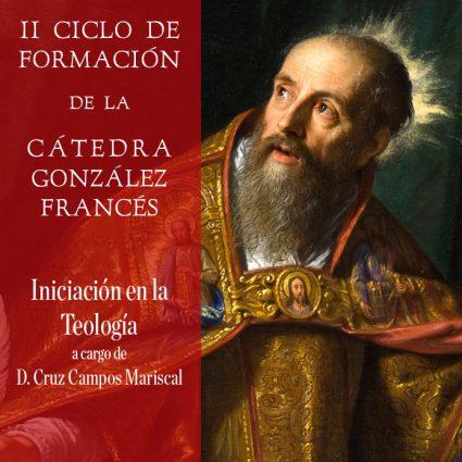 El día 15 comienza el II Ciclo de Formación de la Cátedra Gonzalez Francés.