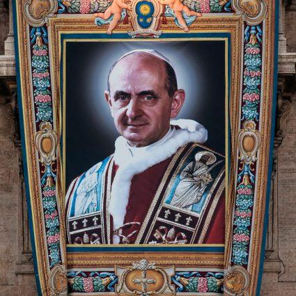 Homilía del Papa en la canonización del Papa Pablo VI, Monseñor Romero y otros cinco nuevos Santos.